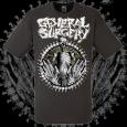 GENERAL SURGERY - General Surgery (Charcoal) T-SHIRT (XL)