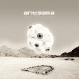 ANTIGAMA - The Insolent LP (CLEAR)