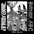 UNHOLY GRAVE / BUTCHER ABC - Split CD