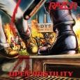RAZOR - Open Hostility CD