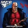 RAZOR - Shotgun Justice CD