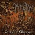 PYREXIA - Sermon Of Mockery CD (digipak)