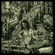 VIOLATION WOUND / DIRTY MIKE & THE BOYS / FIRST CLASS ELITE - 3-Way Split CD
