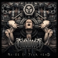 COLDBLOODED - Noise In Your Head CD (digipak)
