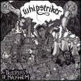 WHIPSTRIKER - Troopers of Mayhem CD