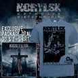 NORYLSK - Catholic... CD+T-SHIRT (size S)