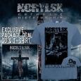 NORYLSK - Catholic... CD+T-SHIRT (size XL)