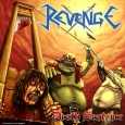 REVENGE (COL) - Death Sentence + Bang your Head CD
