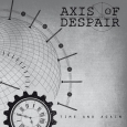 "AXIS OF DESPAIR - Time And Again 7""EP (BLACK)"