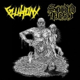 GLUTTONY / SORDID FLESH - Split CD