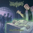 HAEMOPHAGUS - Slaves To The Necromancer CD