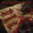 PARRICIDE / INCARNATED / REEXAMINE - 3-Way Split CD