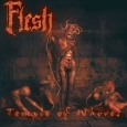 FLESH - Temple of Whores CD
