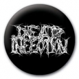 DEAD INFECTION - Logo BUTTON