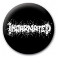 INCARNATED - Logo BUTTON