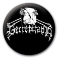 DECREPITAPH - Logo BUTTON