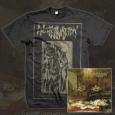 ENCOFFINATION - O' Hell, Shine In Thy... BUNDLE (CD+TS S)