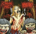 CARNIVORE MIND / HIPERMENORREA - Split CD