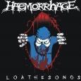 HAEMORRHAGE - Loathesongs CD