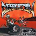 DEFECATION - Intention Surpassed CD (digipak)