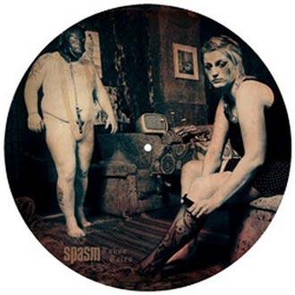 SPASM - Taboo Tales  Pic-LP