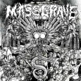 MASS GRAVE - s/t CD