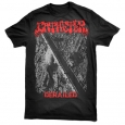 CATHETER - Derailed T-SHIRT (L)