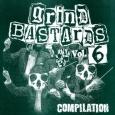 GRIND BASTARDS - Compilation #6 CD