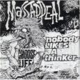 MASSAPPEAL - Nobody Likes a Thinker CD