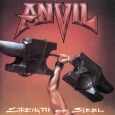 ANVIL - Strength Of Steel CD (digipak)