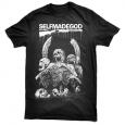 SELFMADEGOD RECORDS - Riddick Art T-SHIRT (L)