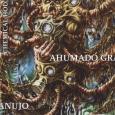 AHUMADO GRANUJO - Chemical Holocaust CD (SHAPE)