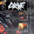 GRAVE - You'll Never See/And Here I Die Satisfied CD