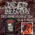 DEAD INFECTION - A Chapter... CD+T-SHIRT (size XL)