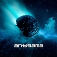 ANTIGAMA - Meteor LP (SPLATTER)