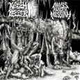 KROTCHRIPPER / MASS MURDER MESSIAH - Split CD