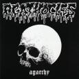 "AGATHOCLES - Agarchy 7""EP (BLACK)"