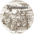 "NUNSLAUGHTER / DEKAPITATOR - Split 7""EP PIC DISC"