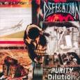 DEFECATION - Purity Dilution CD (digipak)