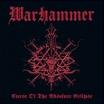 WARHAMMER - Curse Of The Absolute Eclipse CD (digipak)