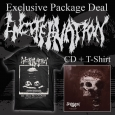 ENCOFFINATION -  III - Hear Me, O' Death CD+TS (XL)