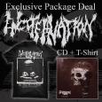 ENCOFFINATION - III - Hear Me, O' Death CD+TS (XXL)