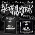 ENCOFFINATION - III - Hear Me, O' Death DELUXE CD+TS [XXL)