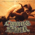 CONCRETE BLOCK - Twilight of the Gods CD (digipak)