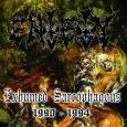 ENTETY - Exhumed Sarcophagous 1990-1994 CD (digipak)