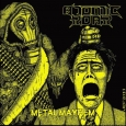 ATOMIC ROAR - Metal Mayhem CD